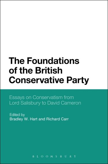Foundations of the British Conservative Party